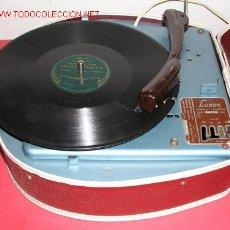 Radios antiguas: TOCASDISCOS LUXOR. Lote 7031194