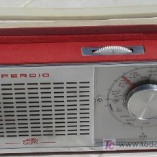 Radios antiguas: RADIO ANTIGUO-PERDIO -MW,LW,SW. Lote 26540699