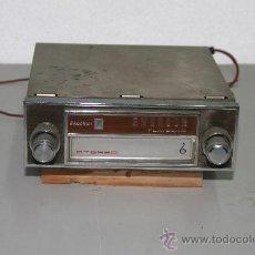 Rádios antigos: CASSETE.. Lote 10398027