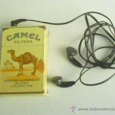 Radios antiguas: CURIOSA RADIO DE LA MARCA CAMEL. Lote 27030856
