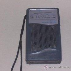 Radios antiguas: RADIO AM-FM MARCA SANYO MOD:RP-5072 FUNCIONA PERFECTAMENTE. Lote 27624759