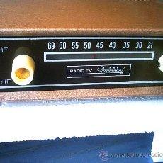 Radios antiguas: RADIO TV PARAMOUNT - SUPER REBAJADO. Lote 27360041