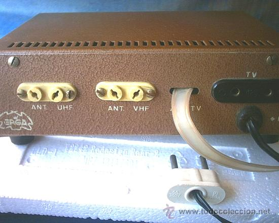 Radios antiguas: RADIO TV PARAMOUNT - SUPER REBAJADO - Foto 2 - 27360041