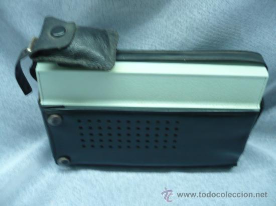 Radios antiguas: radio transistor inter a pilas - Foto 3 - 14684515