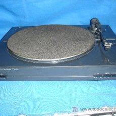 Radios antiguas: TOCADISCOS SANSUI AUTOMATIC TURNTABLE P-2000. Lote 26610782