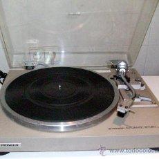 Radios antiguas: PLATO TOCADISCOS PIONEER PL514-LE FALTA LA CABEZA Y LA CAPSULA. Lote 36230201