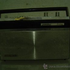 Radios antiguas: RADIO GRUNDIG PACTU BOY. Lote 17119162