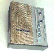 Radios antiguas: ANTIGUO RADIO STIBERT, FUNCIONANDO. Lote 26824977