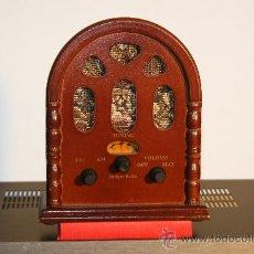 Radios antiguas: RECEPTOR A TRANSISTORES.. Lote 20078272