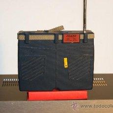 Radios antiguas: RECEPTOR A TRANSISTORES.. Lote 20078367