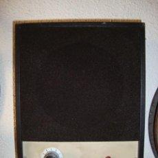 Radios antiguas: ALTAVOZ PILOTO PARA CABINA DE CINE 35MM Y 16MM. Lote 23982198