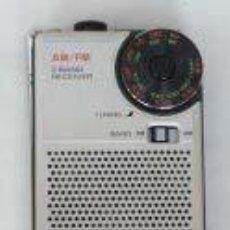Radios antiguas: RADIO SAMYO 1975_1980. EN SU ESTUCHE ORIGINAL Y EN MUY BUENA CONDICIÓN.. Lote 20785577