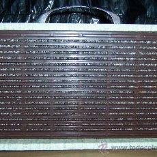 Radios antiguas: TRANSISTOR ARTESANAL. Lote 23353445