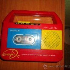 Radios antiguas: RADIO CASSETTE INFANTIL A PILAS . Lote 26657191