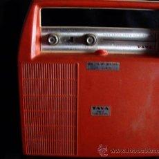 Radios antiguas: BONITO RADIO Y TAMBIEN TOCADISCOS-ORIGINAL DE LA EPOCA-VER FOTOS ADC. Lote 26613702