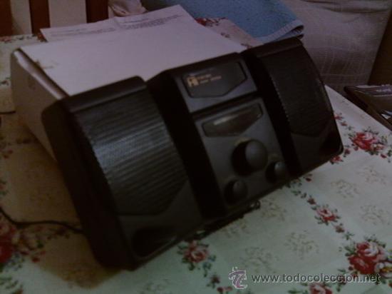 MINI RADIO .- (Radios, Gramófonos, Grabadoras y Otros - Transistores, Pick-ups y Otros)
