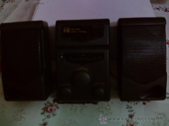 Radios antiguas: MINI RADIO .- - Foto 2 - 22869439