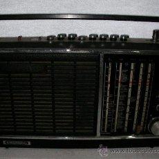 Radios antiguas: ANTIGUA RADIO MULTIBANDA GRUNDIG. Lote 24792414