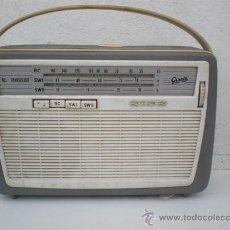 Radios antiguas: TRANSSITOR GRAETS 2132. Lote 23853436