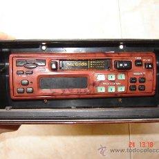 Radios antiguas: RADIO-CASETE COCHE MARCA . Lote 25690065
