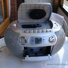 Radios antiguas: RADIO CASSETTE CON CD MARCA OHAYO PSL. Lote 24722770