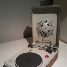 Radios antiguas: TOCADISCOS TEPPAZ. Lote 25414249