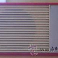 Radios antiguas: RADIO TRANSITOR INTER E120 - AÑOS 60/70. Lote 25528983