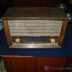 Radios antiguas: RADIO SIN MARCA. Lote 26975766