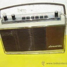 Radios antiguas: TRANSISTOR OPTALI. Lote 26028965