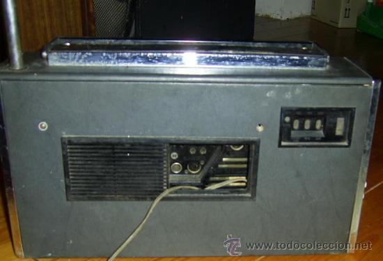 Radios antiguas: RADIO GRUNDIG 205 SATELITT Transistor 5000 - Foto 2 - 186453510
