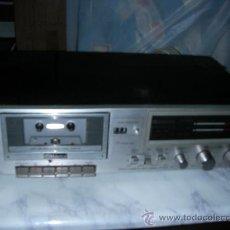 Radios antiguas: ANTIGUO STEREO CASSETTE DECK TOSHIBA MODEL PC-X20. Lote 168325490