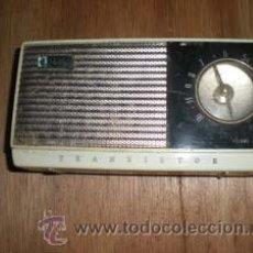Radios antiguas: TRANSISTOR . Lote 27073821