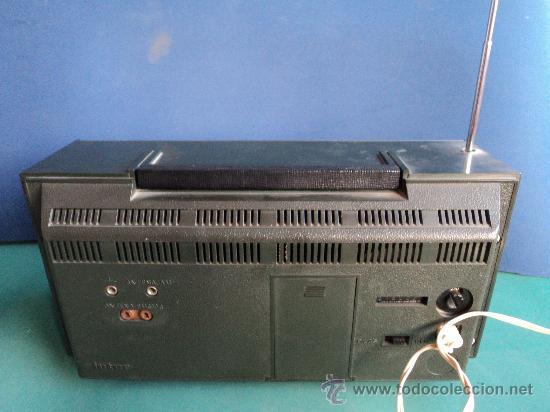 Radios antiguas: RADIO TRANSISTOR INTER EUROMODUL118/B - Foto 7 - 27235316