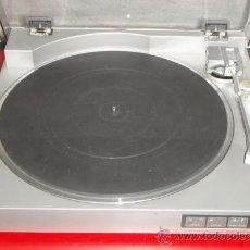 Radios antiguas: TOCADISCOS SONY. Lote 27373635
