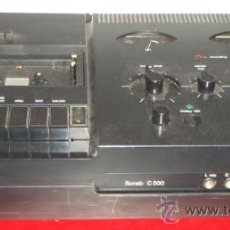 Radios antiguas: CASSETTE SONAB C 500. Lote 27375844