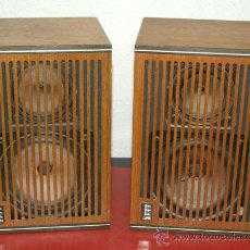 Radios antiguas: ALTAVOCES LUMA LE 220. Lote 109062855
