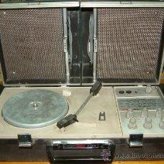Radios antiguas: TOCADISCOS ESTEREO AIWA P-125. Lote 27531398