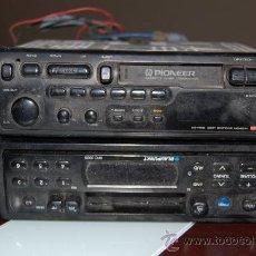 Radios antiguas: 2 RADIOS DE COCHES MARCA PIONEER Y BLAUPUNKT. Lote 28004914