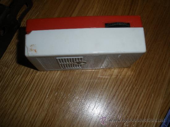 Radios antiguas: RADIO SANYO CON SU FUNDA - Foto 5 - 28325095
