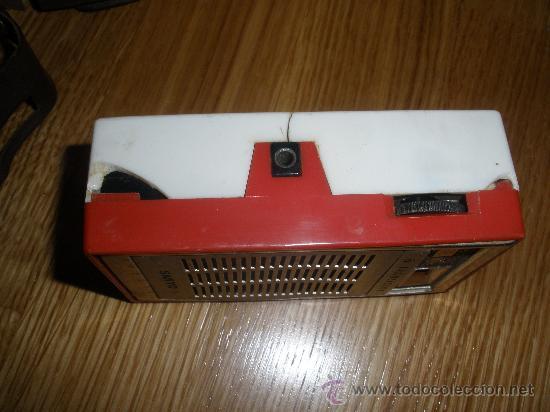 Radios antiguas: RADIO SANYO CON SU FUNDA - Foto 4 - 28325095