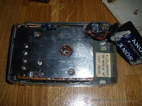 Radios antiguas: RADIO SARPP - Foto 6 - 28325084