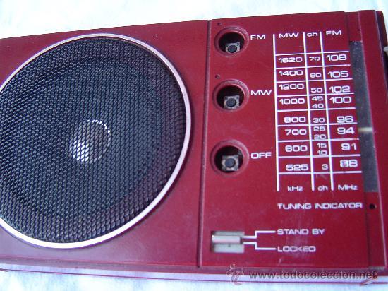 Radios antiguas: TRANSISTOR SABA RX 122 - Foto 2 - 28704840