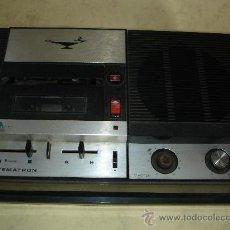Radios antiguas: GRABADORA TEMATRON - PORTATIL - AÑOS 60/70. Lote 28812187