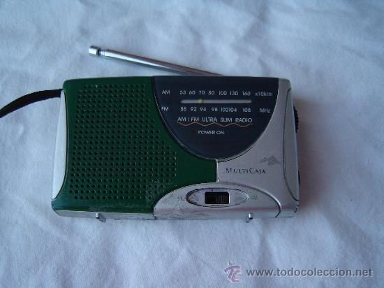 MINI RADIO (Radios, Gramófonos, Grabadoras y Otros - Transistores, Pick-ups y Otros)
