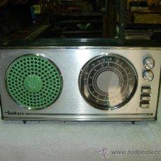 Radios antiguas: TRANSISTOR INTER. Lote 28946867