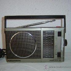 Radios antiguas: RADIO GRUNDIG MUSIC BOY 60. Lote 29622065