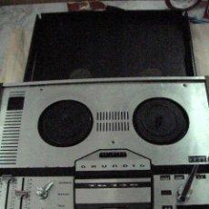 Radios antiguas: MAGNETOFONO GRUNDIG TK 145 EN PERFECTO ESTADO DE FUNCIONAMIENTO. Lote 30230779