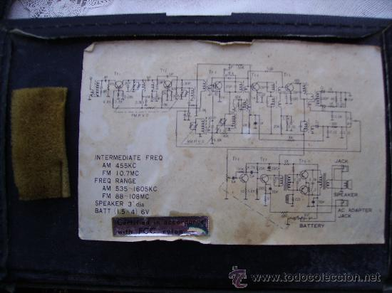 Radios antiguas: Rareza Radio Orion Solid State - Foto 4 - 30543021
