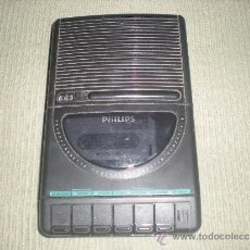 Radios antiguas: GRABADORA PHILIPS D6280. Lote 30773903