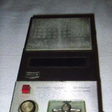 Radios antiguas: GRABADORA WALMAN ANTIGUO SANYO MODELO M - 138 --- D.C 7,5 V. Lote 31194576
